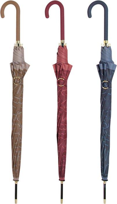 Paraguas pierre cardin letras largo