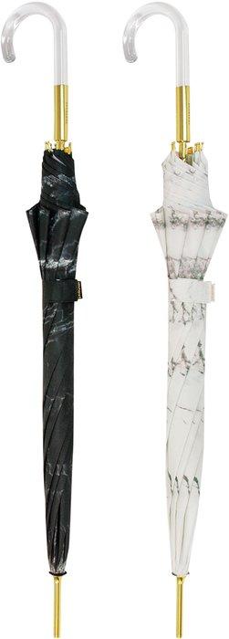 Paraguas largo seÑora estampado marmol 2 mod. surtidos