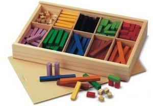 Regletas madera 44 1x1 caja 300ud