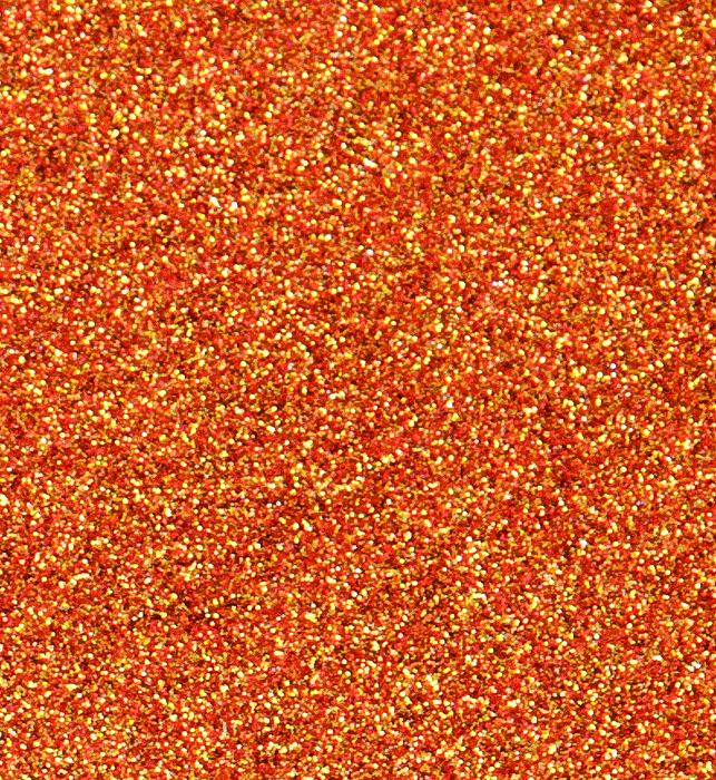 Lamina goma eva 40x60 naranja efecto purpurina