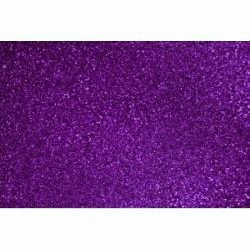 Lamina goma eva 40x60 violeta efecto purpurina
