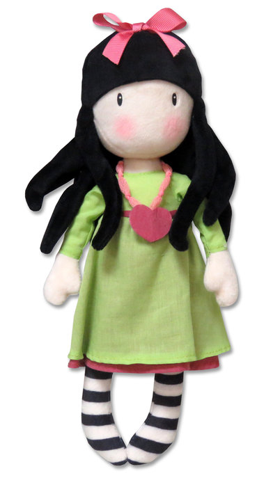 MuÑeca trapo 30cm display heartfelt gorjuss