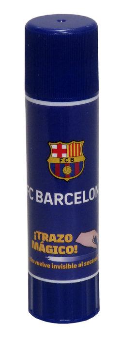 Barra de pegamento de trazo magico fc barcelona