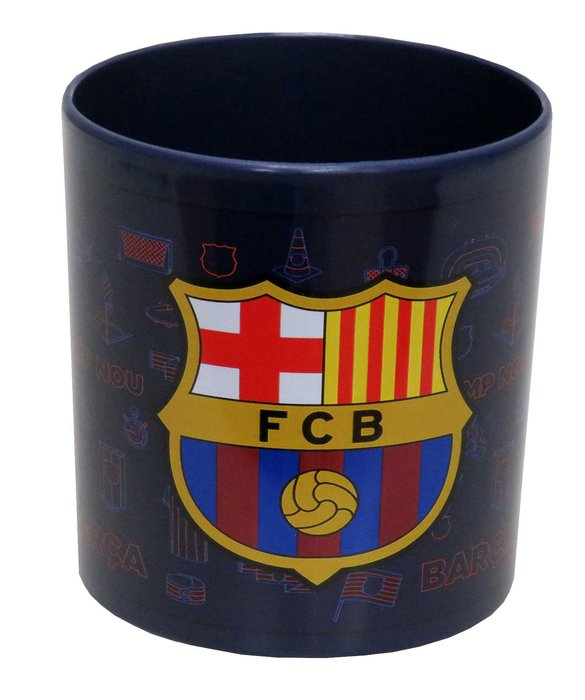 Taza microondas fc barcelona