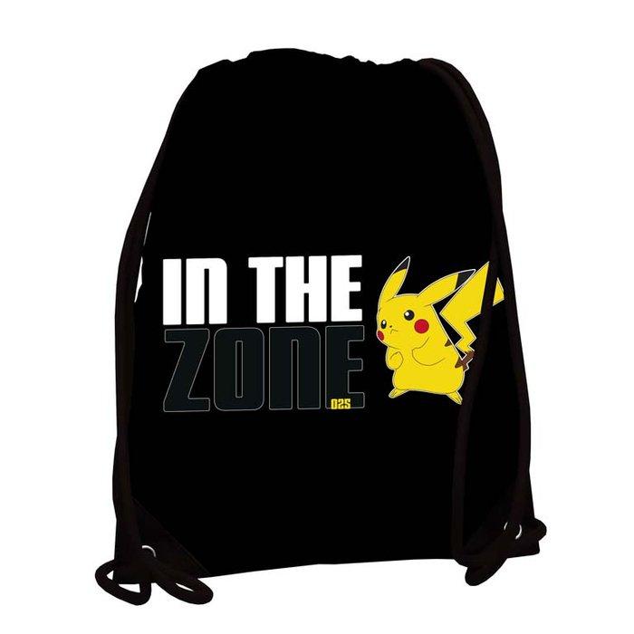 Mochila saco 34x44 pokemon