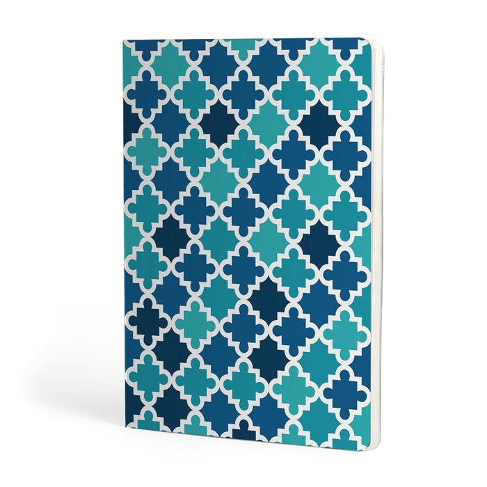 Libreta a5 escolofi mosaic 40h 90g dots el born