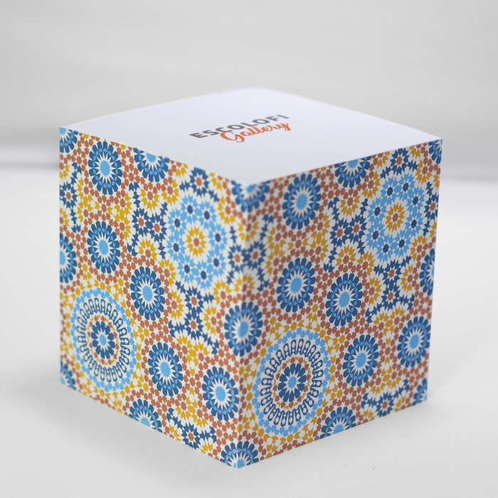 Taco notas escolofi mosaic 10x10x5 alhambra