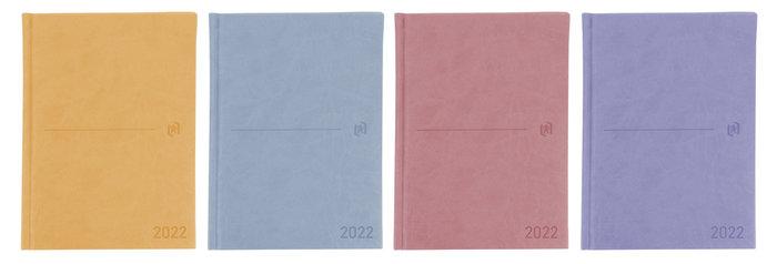 Agenda anual 2022 oxford modern dia pagina surtidas