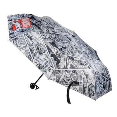 Paraguas manual plegable marvel comic