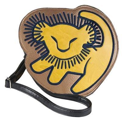 Bolso bandolera 3d polipiel el rey leon