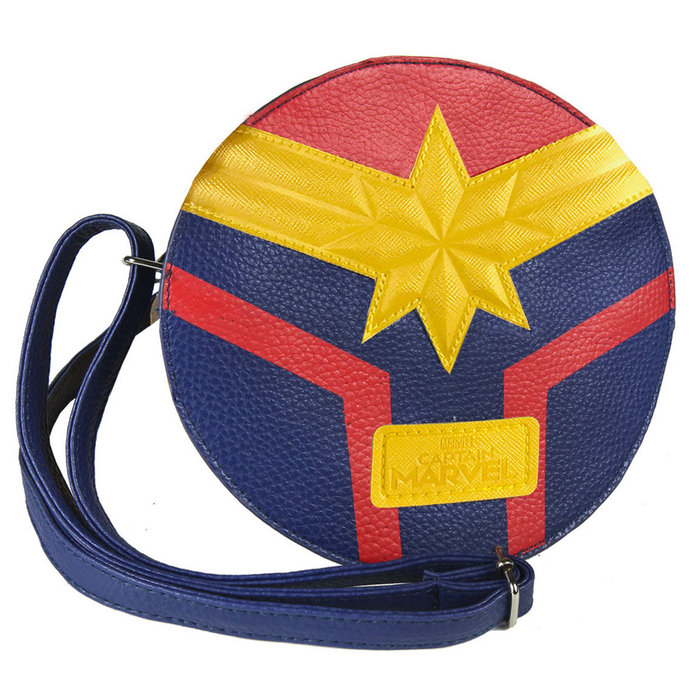 Bolso bandolera captain marvel