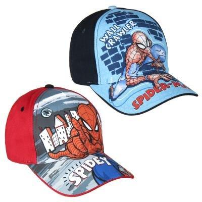 Gorra spiderman 2 modelos surtidos