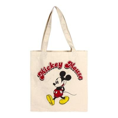 Bolsa de tela mickey