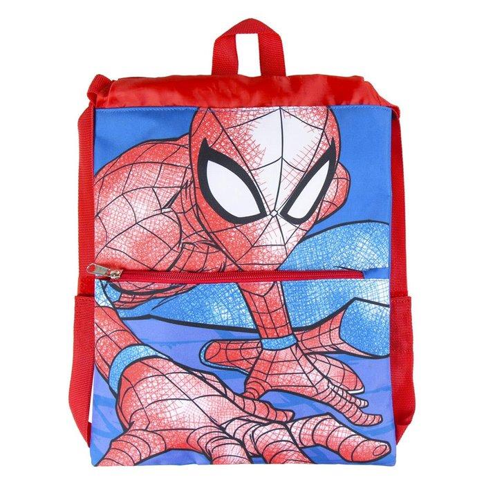 Saquito mochila spiderman