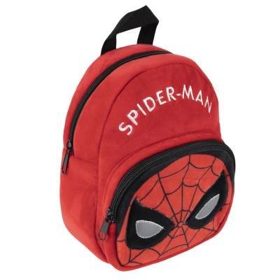 Mochila guarderia personaje peluche spiderman