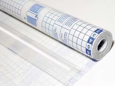 Forralibros rollo adhesivo 0.50x20m