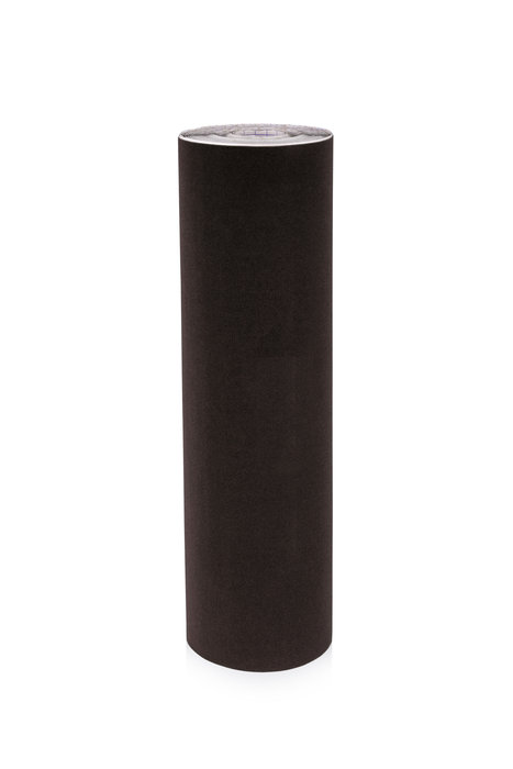 Rollo terciopelo nylon adhesivo 0,45x10m negro