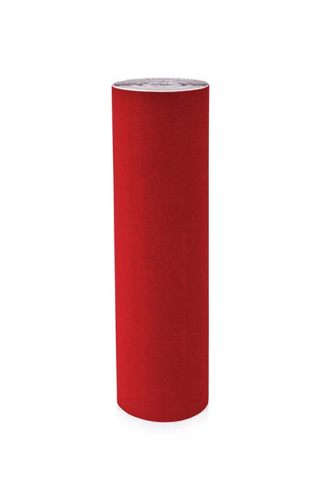 Rollo terciopelo nylon adhesivo 0,45x10m granate
