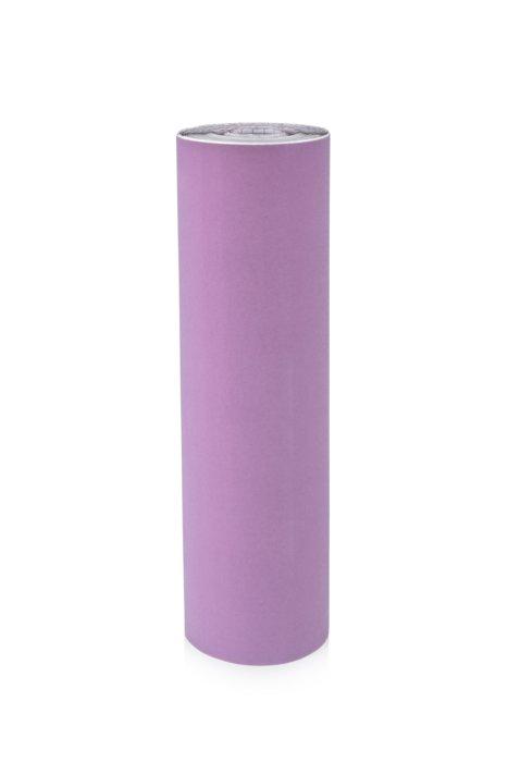 Rollo terciopelo nylon adhesivo 0,45x10m lila