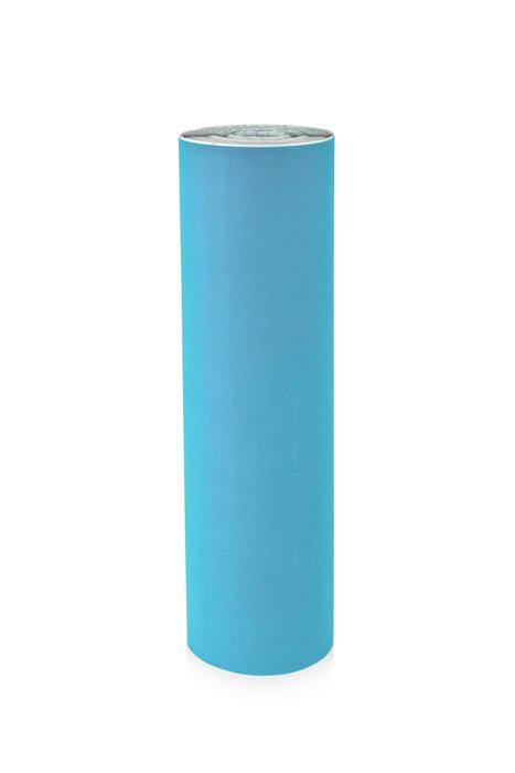 Rollo terciopelo nylon adhesivo 0,45x10m turquesa