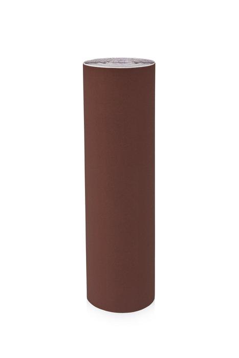 Rollo terciopelo nylon adhesivo 0,45x10m marron fte