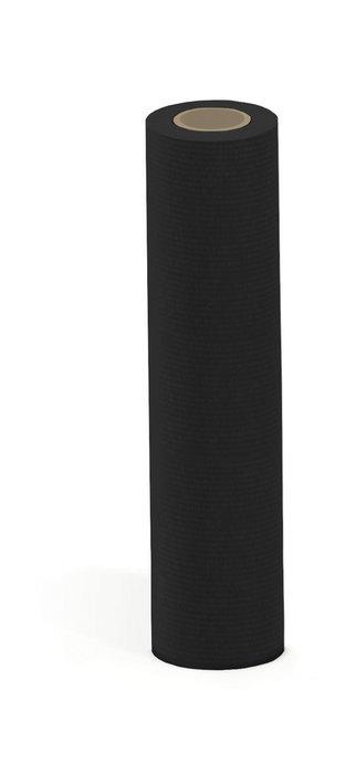 Papel kraft verjurado bobina mostrador 62 cm 6 kg negro