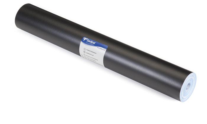 Film adhesivo 0,50x20m  mate negro