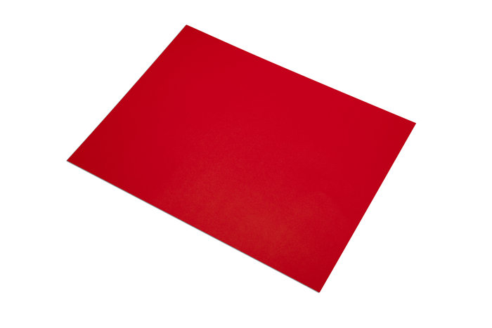 Cartulina fabriano a3 185gr 25h rojo