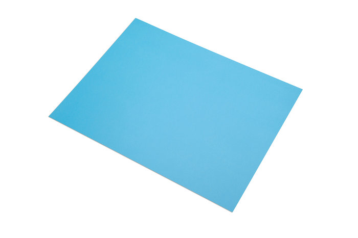 Cartulina fabriano a3 185gr 25h azul turquesa