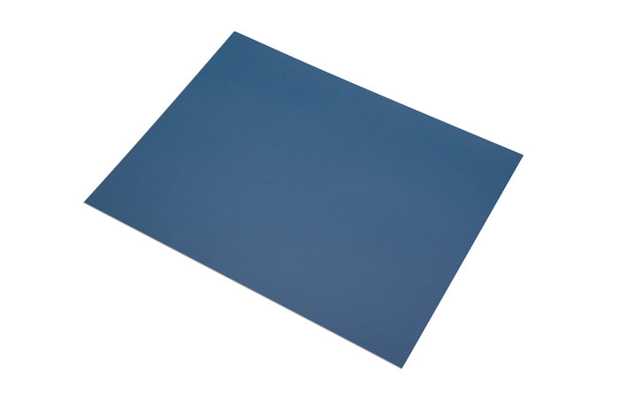 Cartulina fabriano a3 185gr 25h azul marino