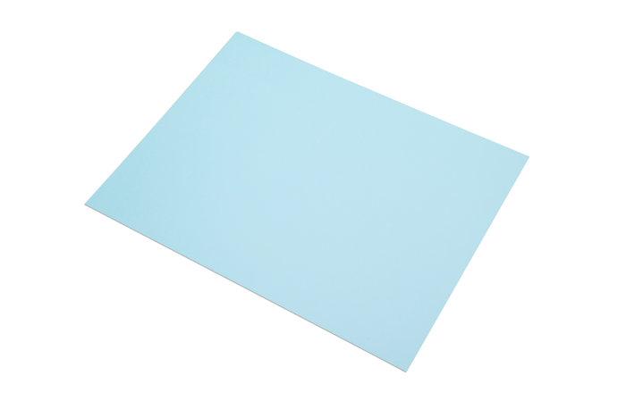 Cartulina fabriano 185gr a4 50u azul cielo
