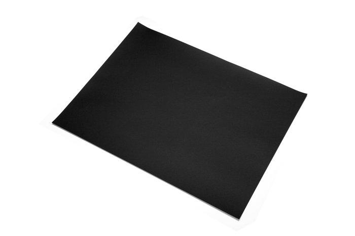 Cartulina fabriano 185gr a4 50u negro