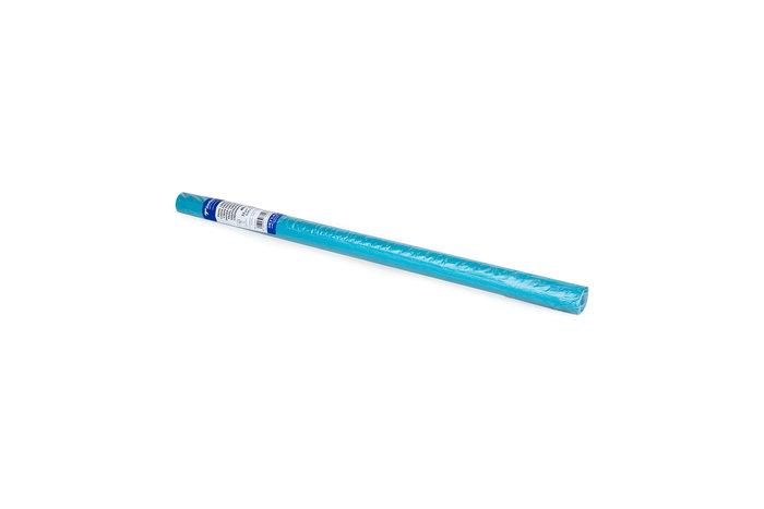Papel crepe fabriano rollo azul turquesa