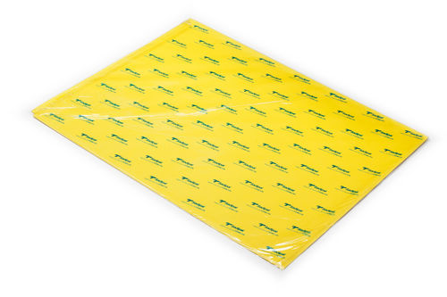Papel seda amarillo