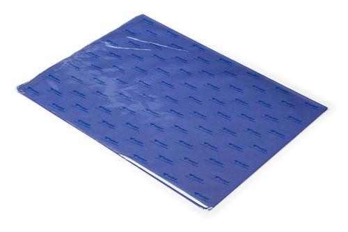 Papel seda azul fuerte