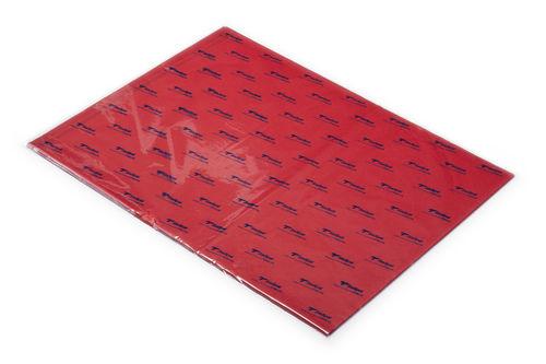 Papel seda rojo