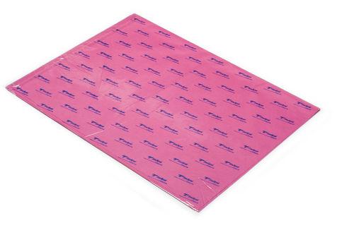 Papel seda rosa fuerte