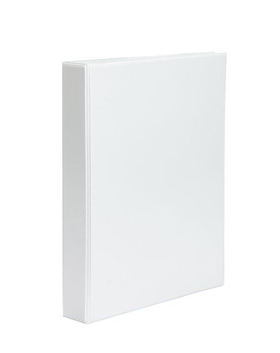 Carpeta canguro a4 personalizable 2 anillas 40mm blanco