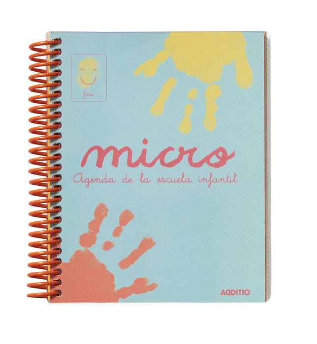 Agenda escolar micro infantil
