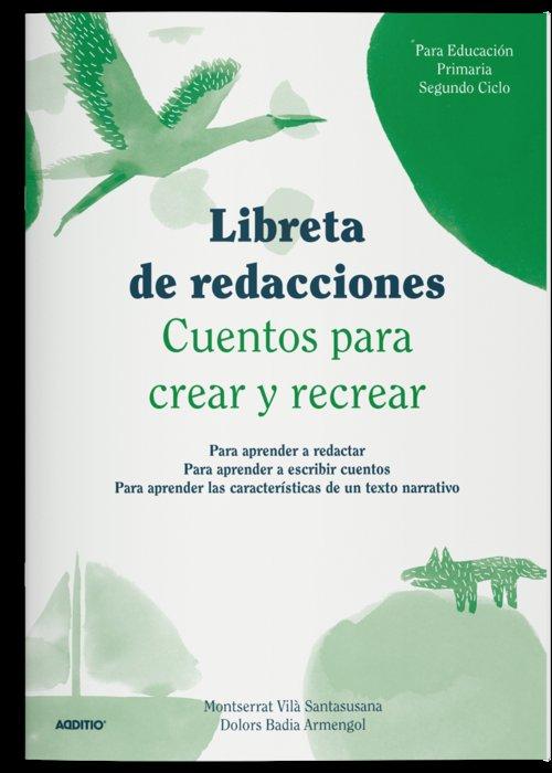 Libreta de redacciones 2ªciclo ep cuentos para crear y rec