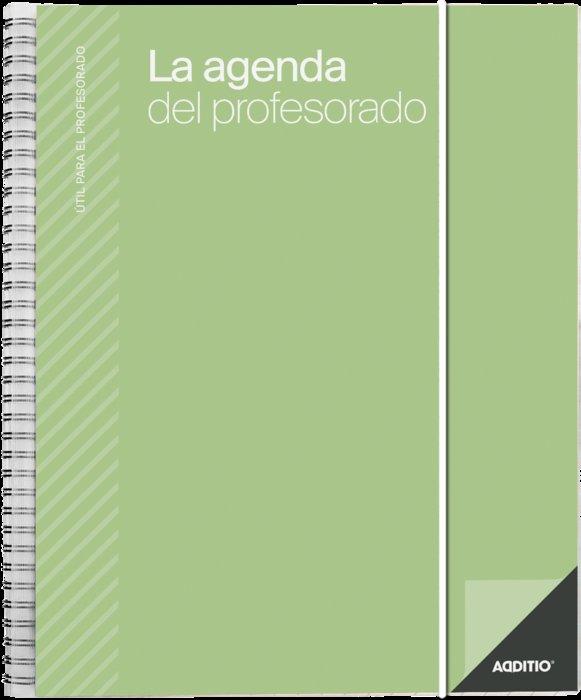 Agenda del profesorado 2021 2022