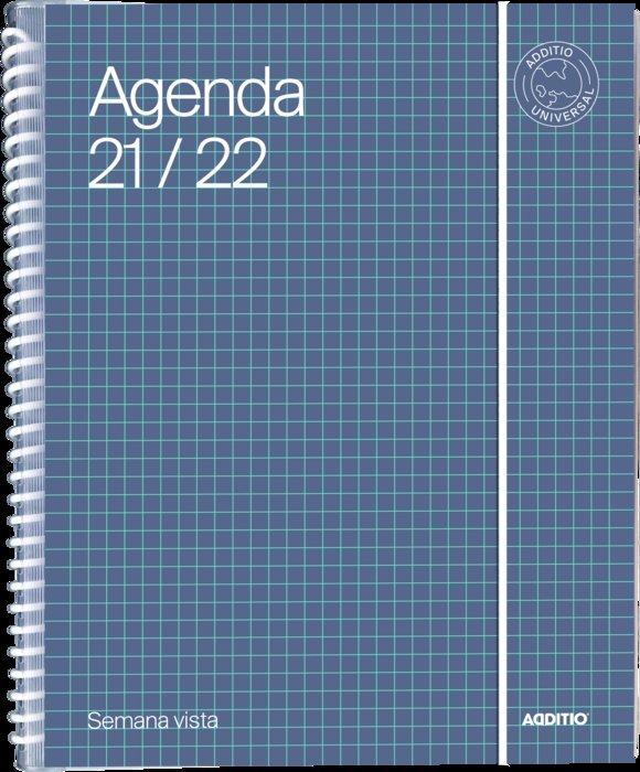 Agenda escolar universal semana vista a142-sv 2021-2022