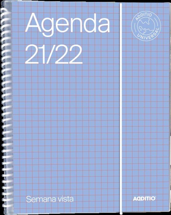 Agenda escolar universal semana vista a142-sv-mini 2021/22