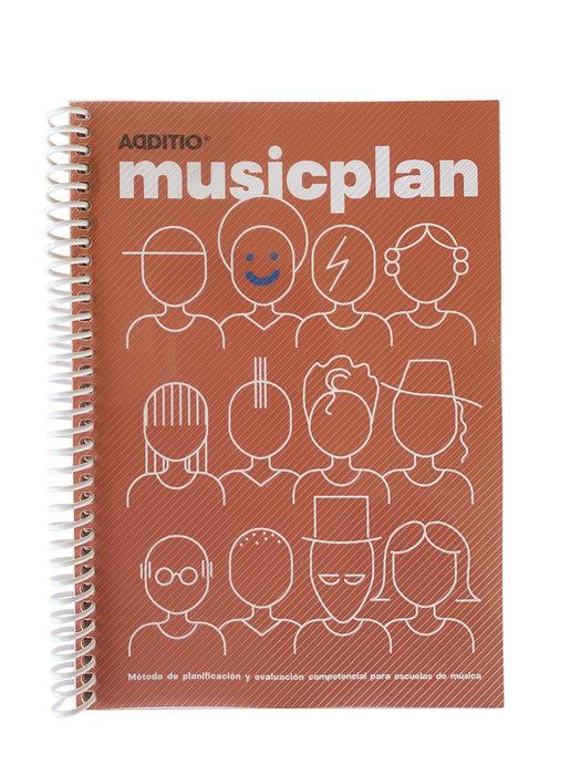 Cuaderno musicplan