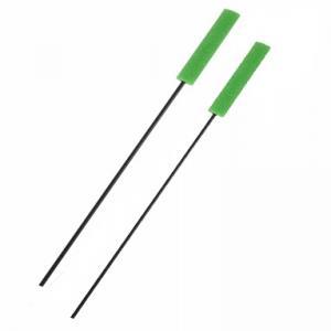 Escobilla limpiadora para flautas