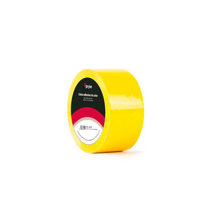 Cinta adhesiva 48 mm x 63 m cinta opp amarilla