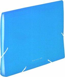 Carpeta clasificadora fuelle a4 13dpto azul claro