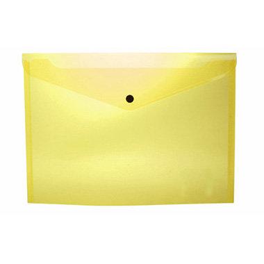 Sobre portadocumentos pp a4 con broche amarillo
