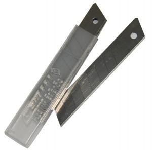 Recambio cuchillas cutter grande blister 10 unid