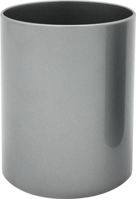 Cubilete redondo gris bismark